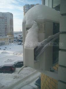 Можно ли пользоваться кондиционером зимой в квартире