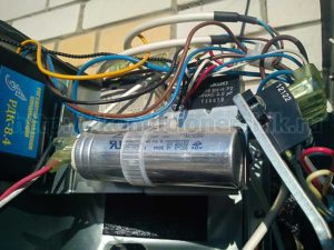 Как подключит провода зимнего комплекта