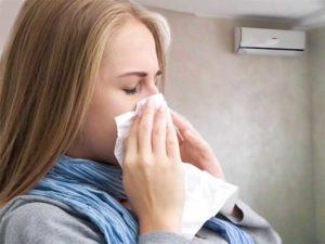 Аллергическая реакция на сплит-систему
