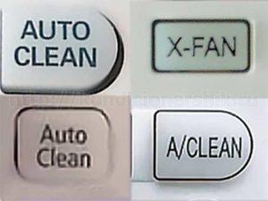 Значки самоочистки «кондёра»