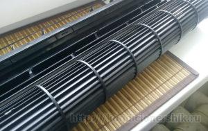 Вентилятор внутреннего блока