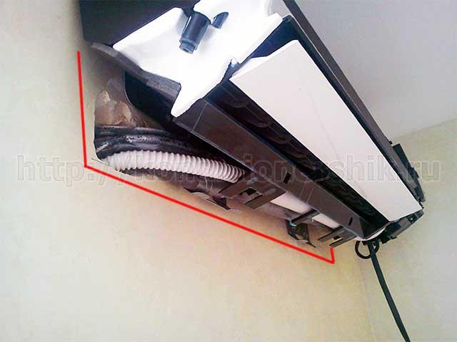 Установка кондиционера пылесос установка кондиционера неотделимое улучшение