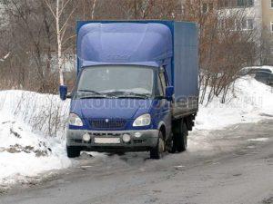 Автомобиль для перевозки кондиционеров