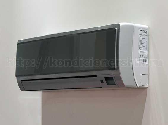 Реклама кондиционеров kentatsu установка кондиционера на калину 1118