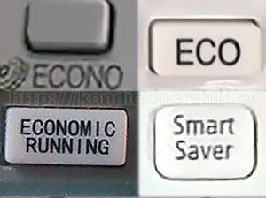 Энергосбережение на пульте «сплита»
