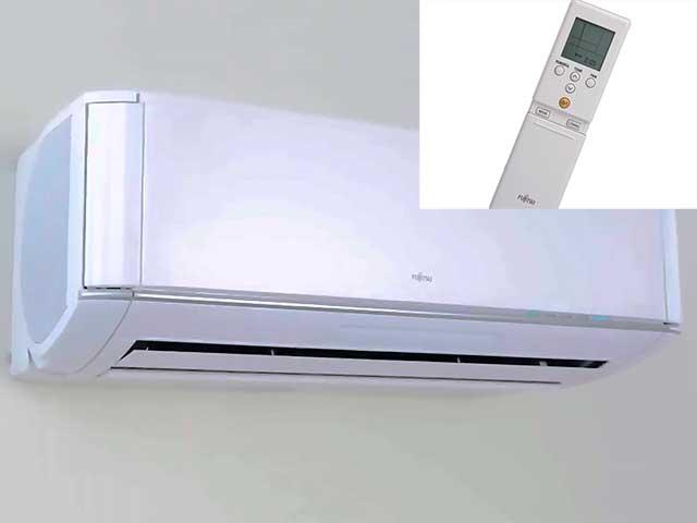 Марка производителя сплит-систем Фуджитсу
