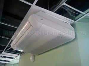 Звуковое давление потолочной сплит-системы