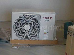 Инвертор Toshiba