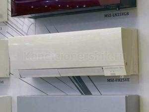 Внутренний блок сплит-системы Mitsubishi Electric