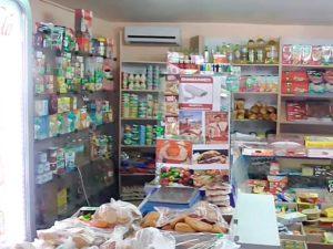 Внутренний блок кондиционера в магазине